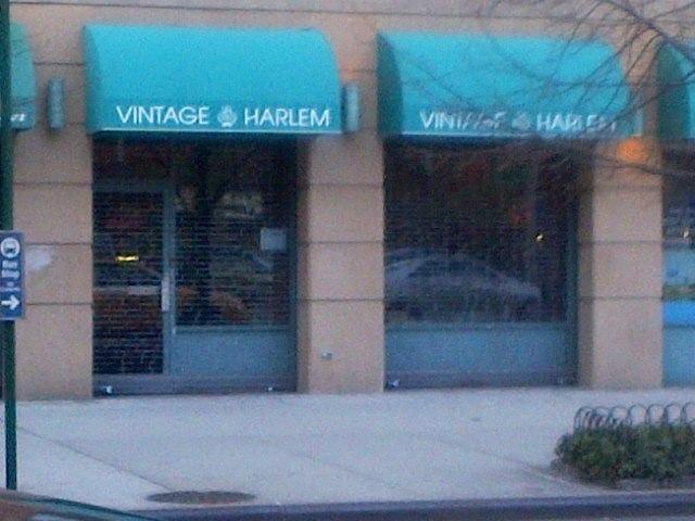 harlem vintage wine