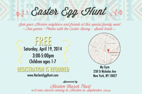 Easter Egg Hunt back
